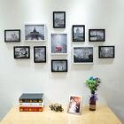 11Pcs/set Multi Black White Photo Frame Picture Frames Wall Hang Home Room Decor
