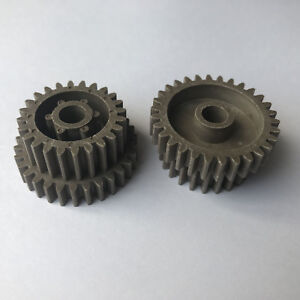 (2pcs/lot) 327c1061319/327d1061319/327c1061320a Fuji Dryer Gear For 550/570/590