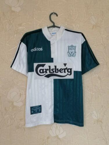 liverpool away 1995 1996 - Gem