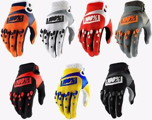 2018-100-Airmatic-Motocross-Mx-Guanti-MTB-Moto-da-Enduro