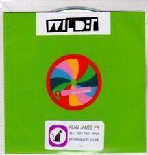 (BQ656) Wilder, Skyful of Rainbows - 2010 DJ CD
