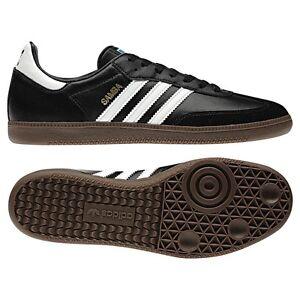Dettagli su ADIDAS Originals Samba Sneaker NeroBianco Classico [g17100] mostra il titolo originale