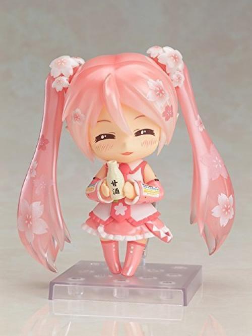 NEW Nendgoldid 500 Vocalid Sakura Miku Bloomed in Japan Figure Good Smile Company