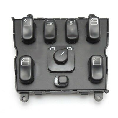 Mercedes Benz W163 ML-Klasse Fensterheberschalter Schalter 1638205110 Original