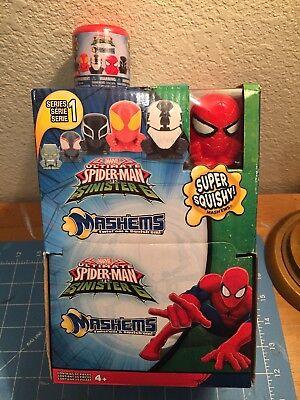 5 PACK LOT Spider-man vs Sinister 6 Series 1 Mashems