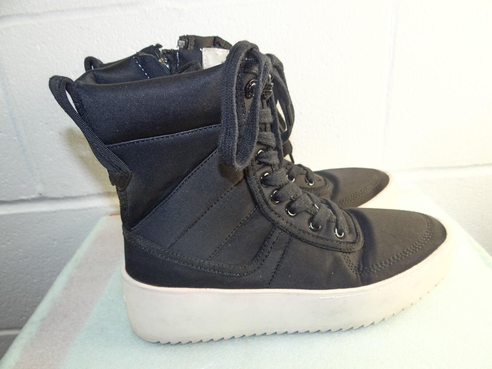 Zapatilla militar FEAR de GOD' ' Negro Hi-Top zapatillas zapatos Mujer  6B