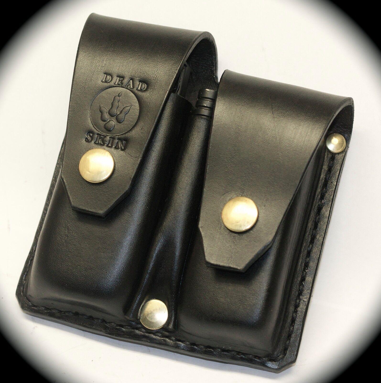 Leather sheath-For leatherman SURGE+ bit  kit &  bit  extender handmade AU maker  reasonable price