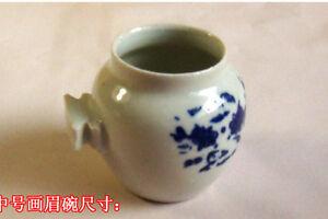 4-pieces-lot-Pet-birds-Blue-amp-White-Porcelain-Bowl-Parrot-Water-Box-Feeder