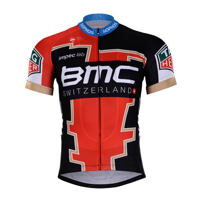 NEW 2018 BMC JERSEY HOBBY CYCLING TOUR DE FRANCE PRO  VAN AVERMAET PORTE  cheaper prices