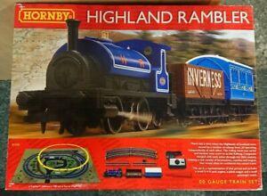 HORNBY-R1220-Highland-Rambler-Electric-Train-Set-NEW