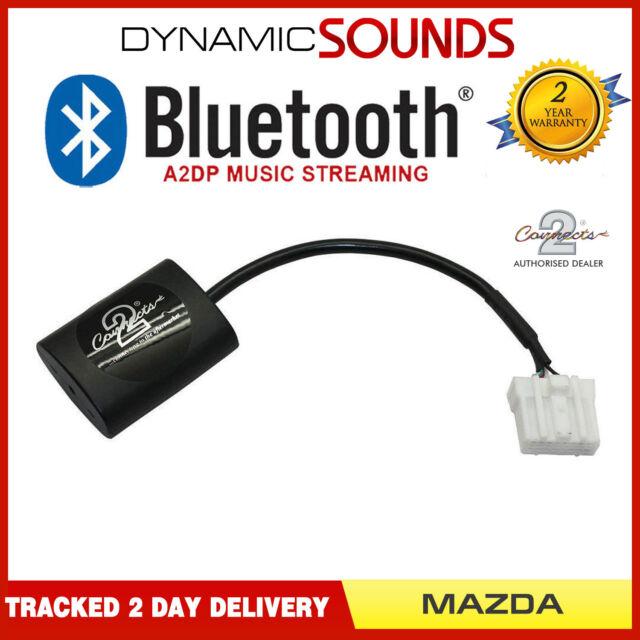 CTAMZ1A2DP Bluetooth Music Streaming Interface Adapter Mazda 2 3 5 6 iPhone 7