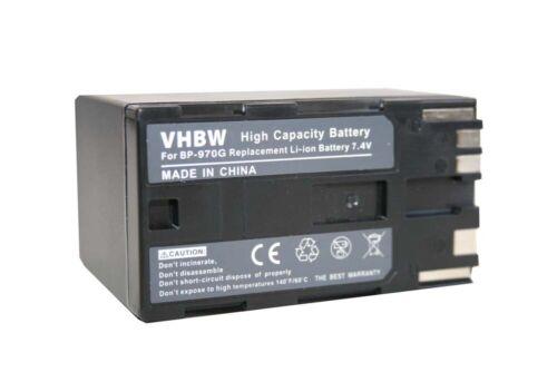 Batería Para CANON BP-970G 970 G BP970