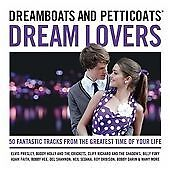 Various Artists - Dreamboats & Petticoats - Dream Lovers - 2 X CD Set