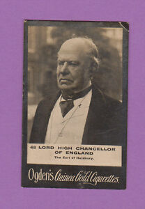 OGDENS-GUINEA-GOLD-EARL-OF-HALSBURY-THE-LORD-HIGH-CHANCELLOR-1901