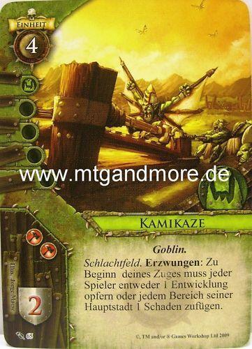 Warhammer invasion 1x kamikaze #065