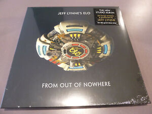 Jeff-Lynne-s-ELO-From-Out-Of-Nowhere-LP-180g-blue-Vinyl-Neu