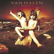 Balance-von-Van-Halen-CD-Zustand-gut