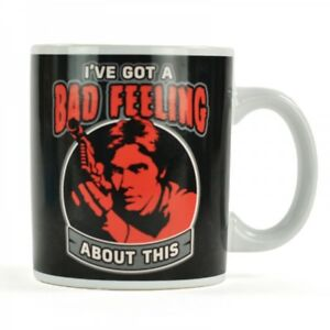 Bad Solo Han Feeling Box Gift Official Star About Wars Jedi This Details Mug Coffee Cup 5j4RAL