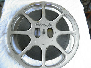 Film-16mm-CM-034-Simple-histoire-de-paras-en-Indochine-034-annees-50