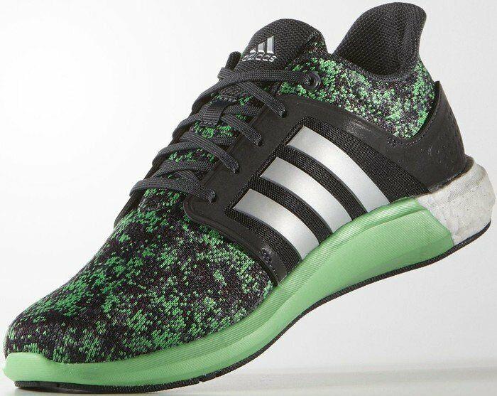 Uk Größe 9 - adidas boost solar rnr m running trainers - multi  aq1915