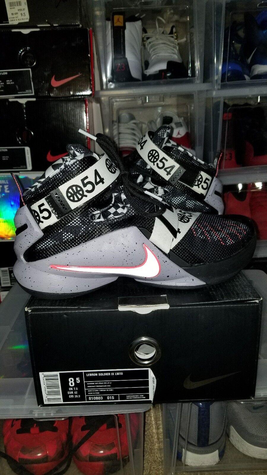 Nike Lebron Soldier IX PRM Jordan 1 12 11