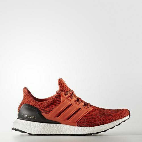 Adidas Ultra Boost 3.0 Energy Red Size 7.5. S80635 NMD Yeezy PK
