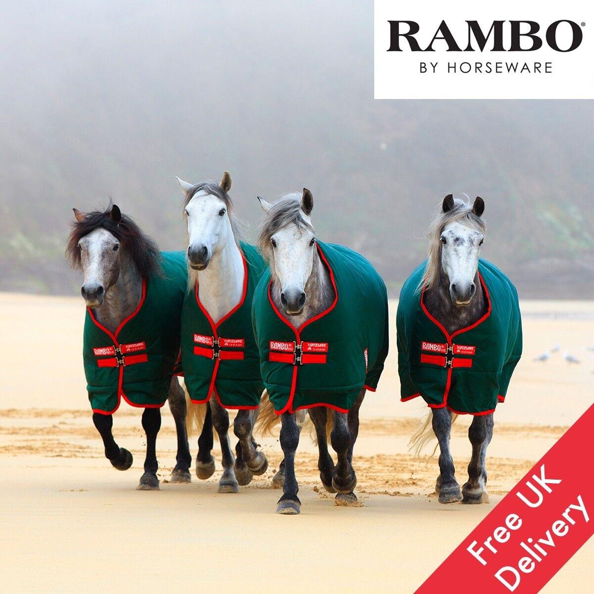 Horseware Rambo Original Lite Turnout Rug (0g)