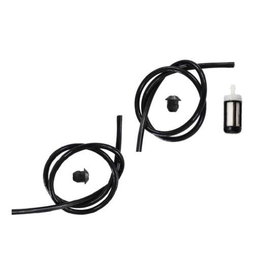 Kit de passe-fil de réservoir de carburant MagiDeal pour STIHL FS80 FS85