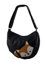 Sleepyville Critters Peeking Baby Fox Cross Body Bag