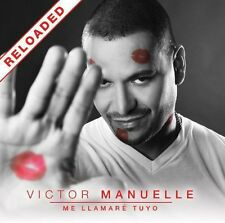 Victor Manuelle - Me Llamare Tuyo Reloaded [New CD]