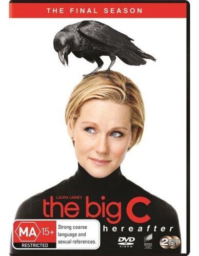 1 of 1 - The Big C: Season 4 (DVD, 2014, 2-Disc Set), NEW SEALED REGION 4