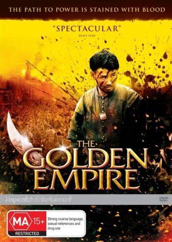 1 of 1 - The Golden Empire (DVD, 2013)
