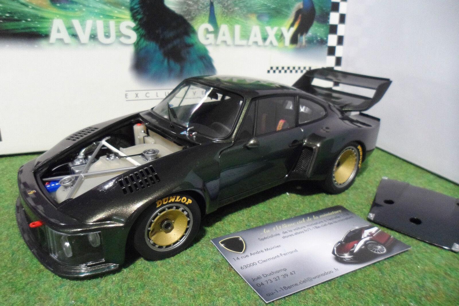 mejor calidad mejor precio PORSCHE 935 Turbo de 1976 STANDOX Avus Avus Avus Galaxy au 1 18 EXOTO PRM 11110 voiture  mejor moda