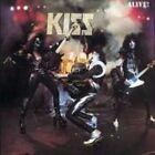 Alive! [Remaster] by Kiss (CD, Jul-1997, 2 Discs, Casablanca)