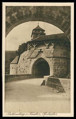 Unter Der Voraussetzung Ak Rothenburg Ob Der Tauber Alte Ansichtskarte Foto-ak Postcard Cx53 Ein Kunststoffkoffer Ist FüR Die Sichere Lagerung Kompartimentiert Motive Briefmarken