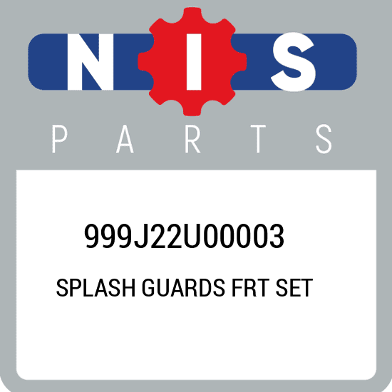 PLEASE SELECT FRONT OR REAR NEW OEM 2008-2015 NISSAN ARMADA SPLASH GUARDS