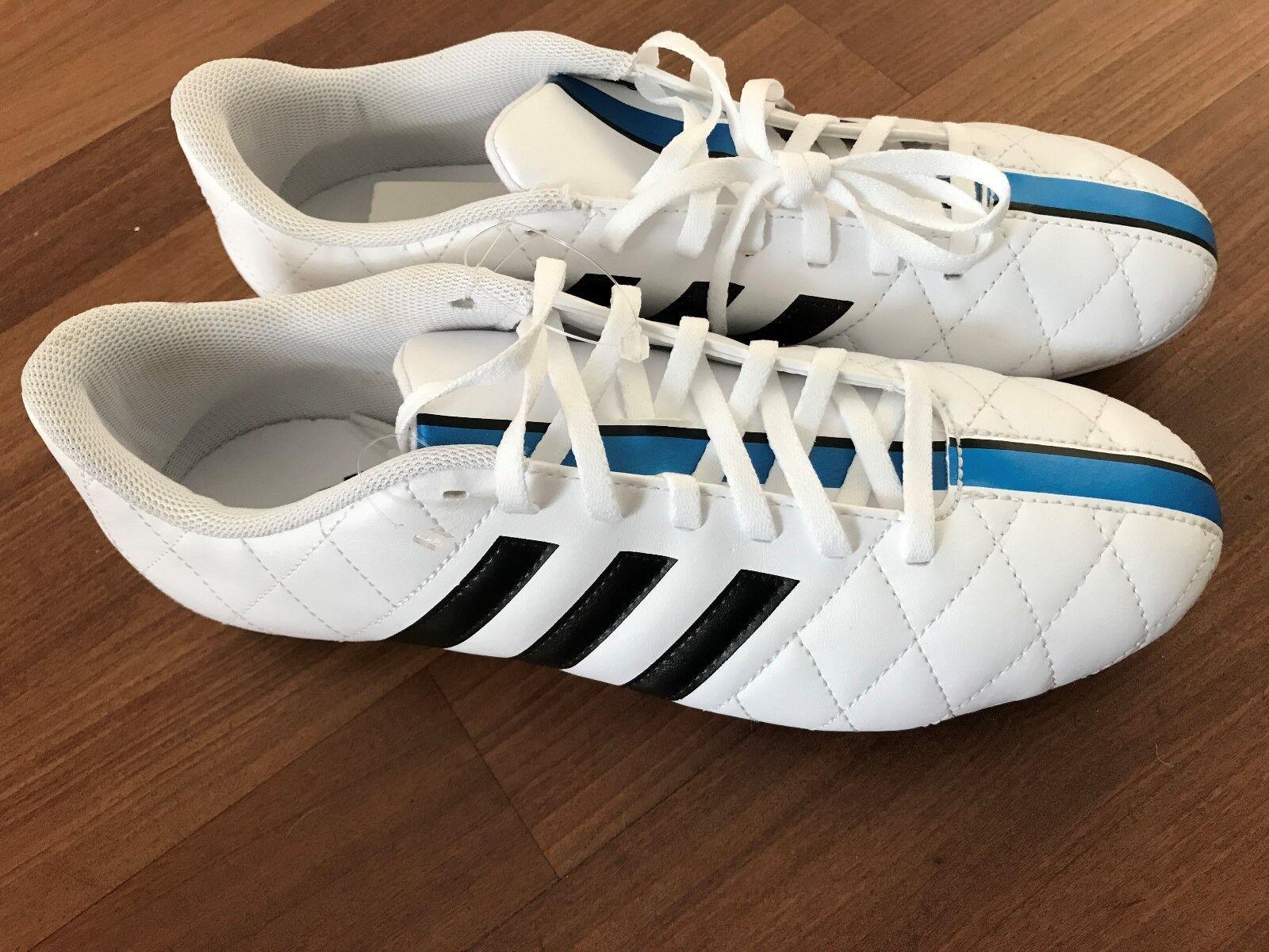 shoes DA CALCIO ADIDAS 11QUESTRA TRX FG - B44368 - NUOVE - NR 43 1 3 - OFFERTA