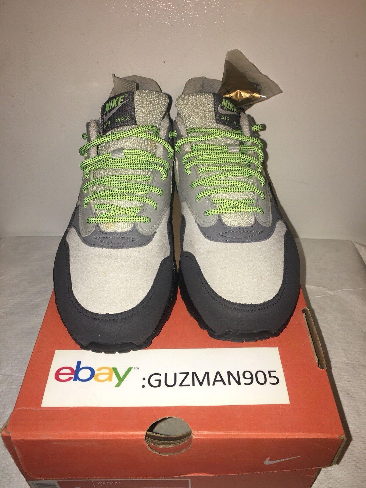 2018 Nike Air Max 1 Dave White Size? Size 8 312542 011 Patta Atmos Euro 87
