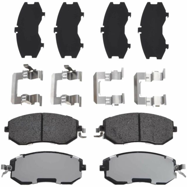 Disc Brake Pad Set-Premium Disc Brake Pad Front TRW TPC0594