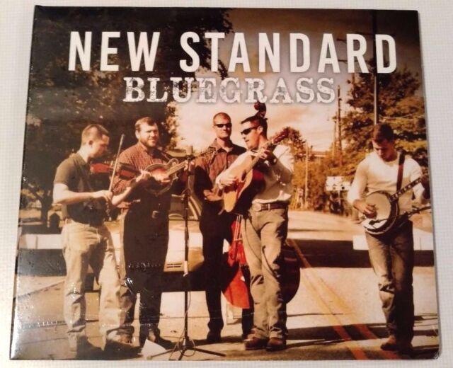 New Standard Bluegrass CD