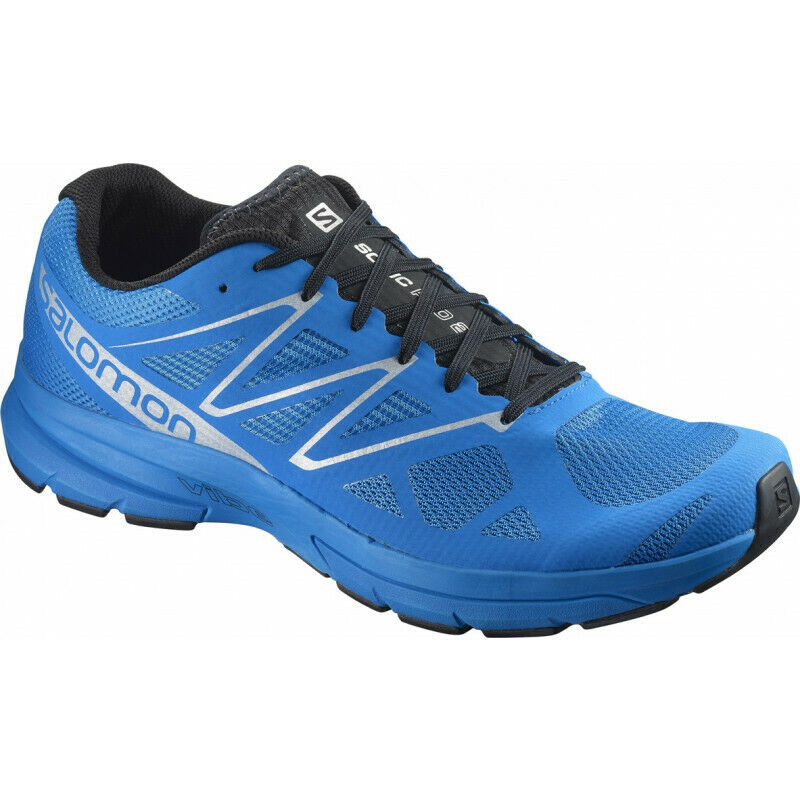 Mens Salomon  Sonic Pro 2 Mens Running shoes - blueee  wholesale cheap and high quality
