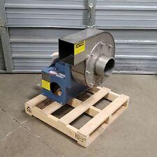 Hartzell A05 4 122ah100s6fqf3 Pressure Blower 230 460vac 3 Phase 60hz 534cfm