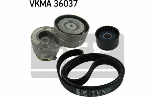 SKF Kit de courroies d/'accessoire pour RENAULT LAGUNA NISSAN PRIMERA VKMA 36037