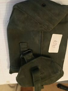 British Army 58 Pattern LH Ammo Pouch Used Falklands @1769