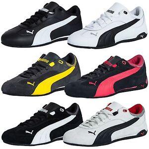 b59da4e3ff5 Puma Fast Cat Shoes Sneaker Womens Mens Speed Future Drift New Size ...