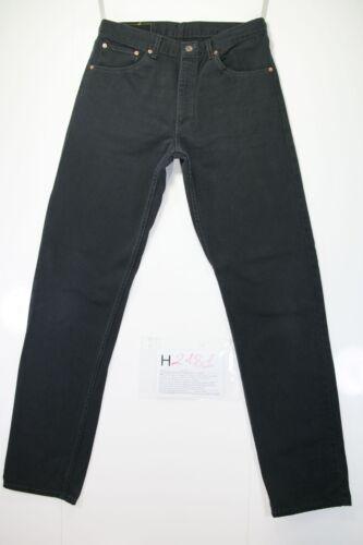 H2181 Tg48 Noir L36 Levis W34 Occasion 521 Homme Jean cod wzqwtEO