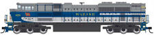 Walthers 910-19851 HO Norfolk Southern Sd70ace Wabash Heritage With DCC #1070