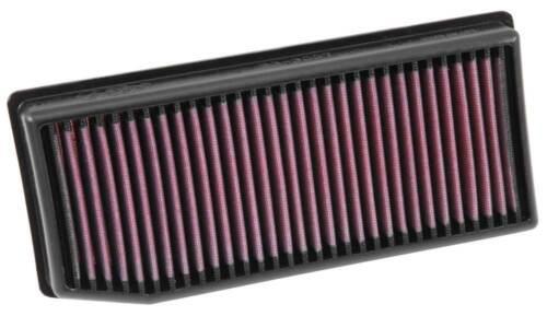 CAPTUR 0.9//1.2//1.5 dCi K/&N HIGH FLOW PERFORMANCE AIR FILTER ELEMENT