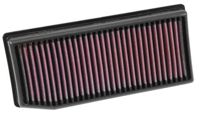 CAPTUR 0.9/1.2/1.5 dCi K&N HIGH FLOW PERFORMANCE AIR FILTER ELEMENT