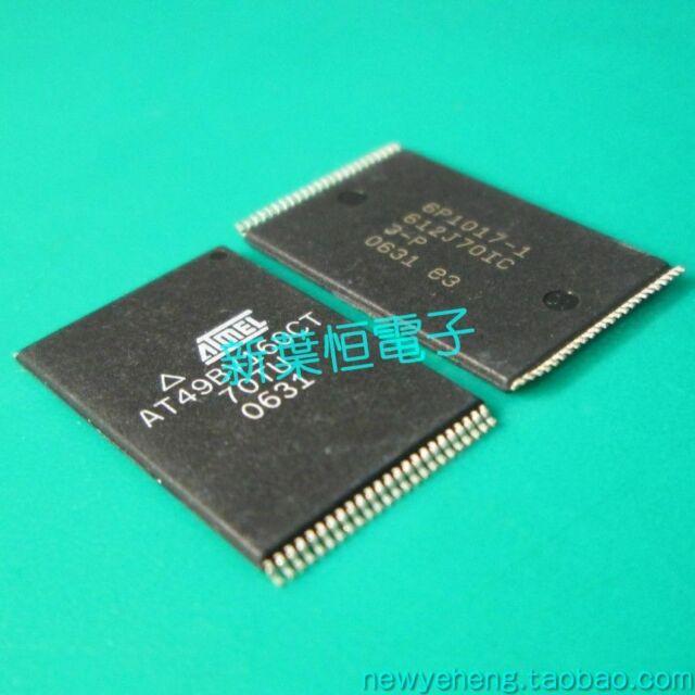5pcs New AT29C010A-70JU PLCC32 ATMEL